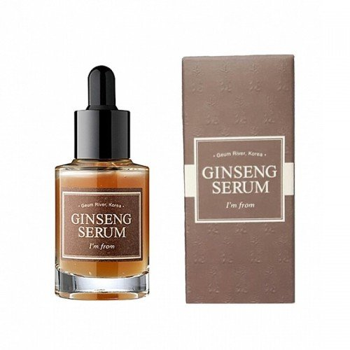 I m from Ginseng Serum 30ml
