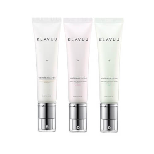 Klavuu WHITE PEARLSATION Ideal Actress Backstage Cream SPF30 PA++ [3 Colors]