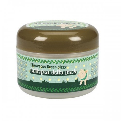 Elizavecca Green Piggy Collagen Jelly Pack 100g