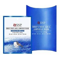 SNP Bird's Nest Aqua Ampoule Mask [10 PCs]