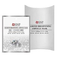 SNP Diamond Brightening Ampoule Mask [10 PCs]