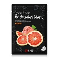 SNP Fruits Gelato Whitening Mask Grapefruit [10 PCs]