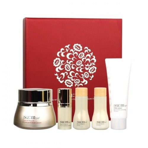 SU:M37° Secret Repair Concentrated Cream Special Set
