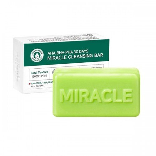 SOME BY MI AHA.BHA.PHA Miracle Cleansing Bar 95g