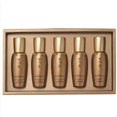 Sulwhasoo Herblinic Restorative Ampoules (7mlx5)