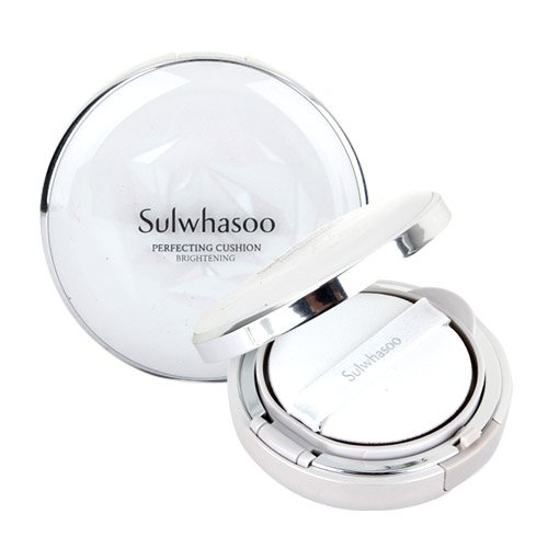Sulwhasoo Perfecting Cushion Brightening SPF50+ PA+++ (3 Colors) With REFILL