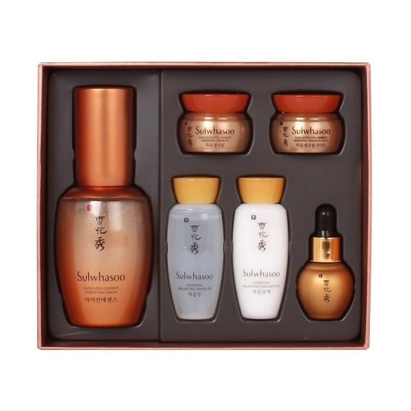 SULWHASOO Capsulized Ginseng Fortifying Serum Special Set