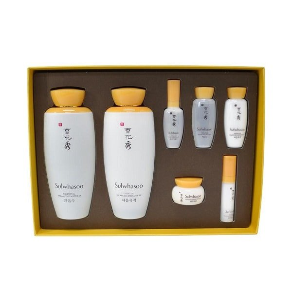 SULWHASOO Essential Skin Care Set 125ml + 125ml