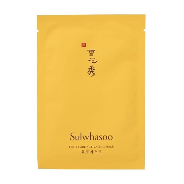 SULWHASOO First Care Activating Mask 5 Pcs