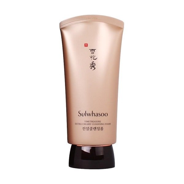 SULWHASOO TIMETREASURE Extra Creamy Cleansing Foam 120ml