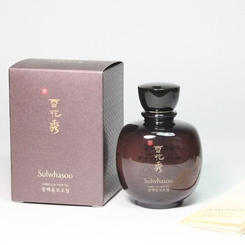 Sulwhasoo Camellia Hair Oil (100ml)