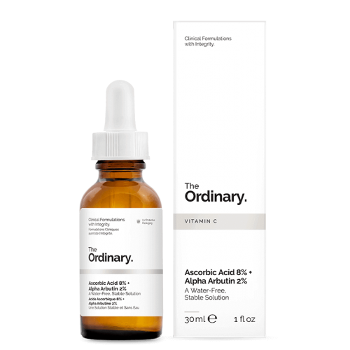 The Ordinary Ascorbic Acid 8 + Alpha Arbutin 2 30ml