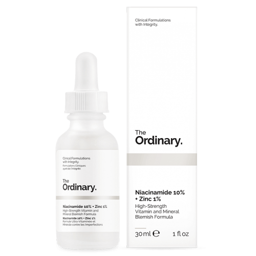 The Ordinary Niacinamide 10 + Zinc 1 30ml