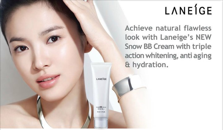 Laneige Snow BB Cream SPF41,PA++ (35ml)