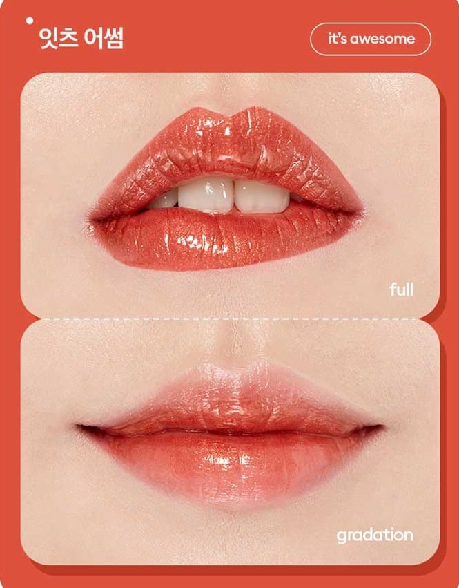 MISSHA Jellish Lip Slip #It's Awesome
