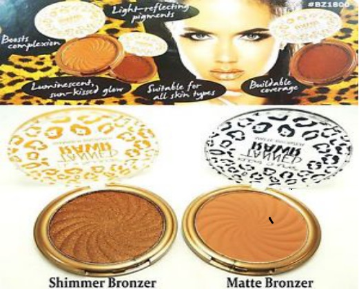How to apply bronzer what is shimmer bronzer and matted bronzer korean cosmetics ccuart Images