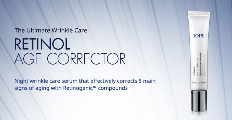 IOPE-Hàn-mỹ phẩm-retinol-line