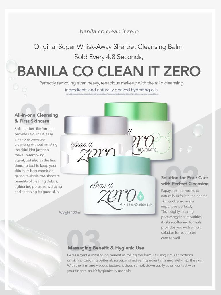 Banila Co. Clean it Zero Radiance [100ml]