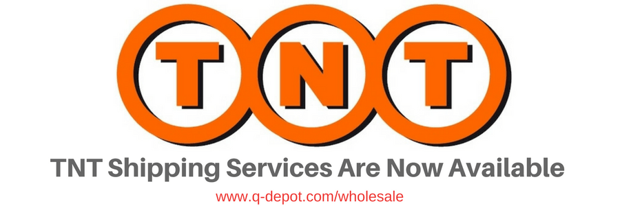 TNT Shipping Services Are Now Available For Wholesale