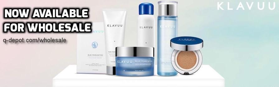 Klavuu Korean Cosmetics Brand Available For Wholesale