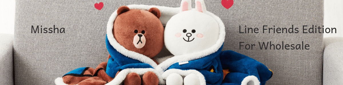 Missha Line Friends Edition Products Available For Wholesale