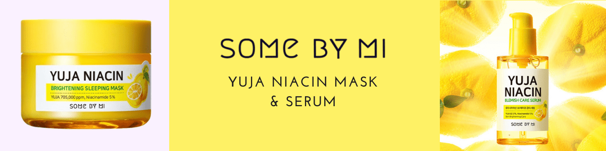 Somebymi Yuja Niacin Sleeping Mask & Serum For Wholesale