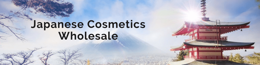 Japanese Cosmetics Are Now Available For Wholesale at Q-depot.com