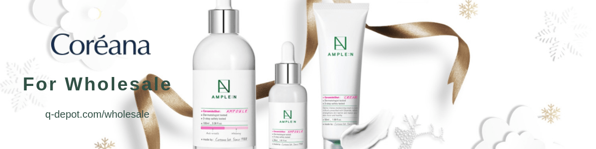 Coreana And Their Hot Product Line AMPLE:N [Ampoule] Available For Wholesale