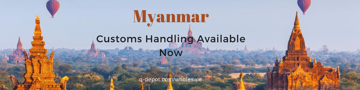 Myanmar Customs Handling Available Now