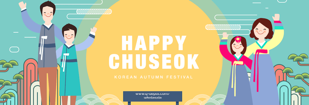 Chuseok 2018 Holidays Notice