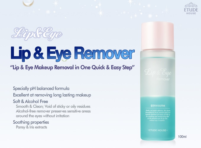 ETUDE HOUSE Lip & Eye Remover