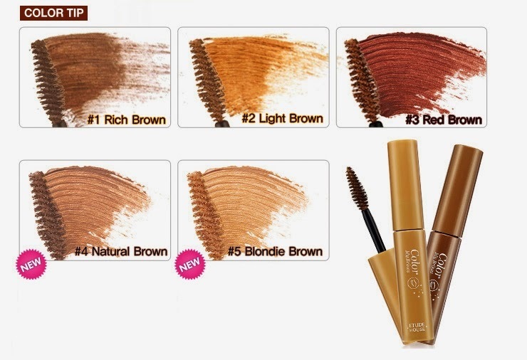 ETUDE HOUSE Color My Brows 9ml