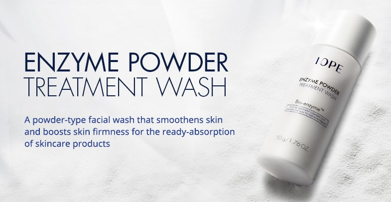 IOPE Enzyme Powder Treatment Wash (50g)