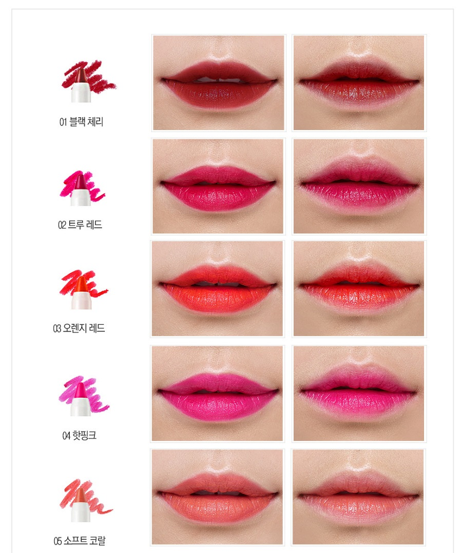 Its Skin It's Top By Italy Satin Lip Pencil (7 Colors)