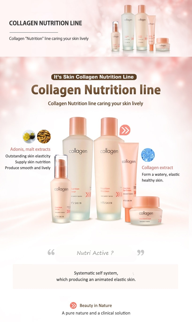 Its Skin Collagen Toner 150ml