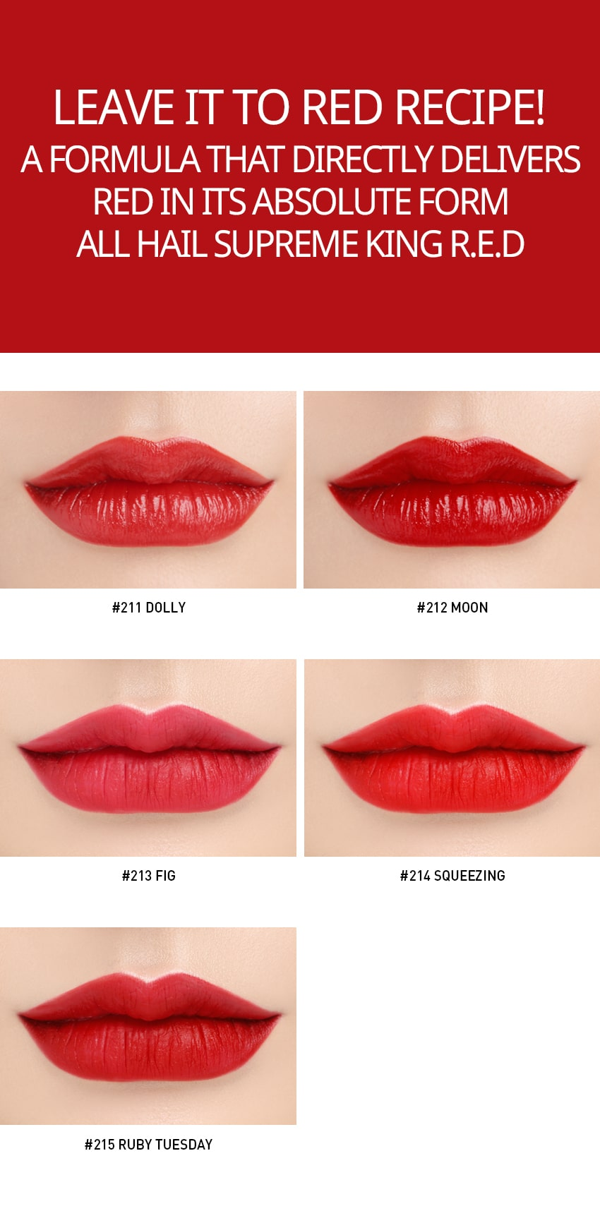 Mood Recipe Matte Lip Color