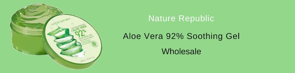 Nature Republic Aloe Vera Gel Biggest Wholesale Discount