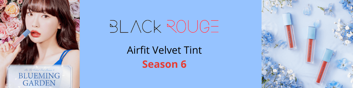 Black Rouge Air Fit Velvet Tint Season 6 Available For Wholesale
