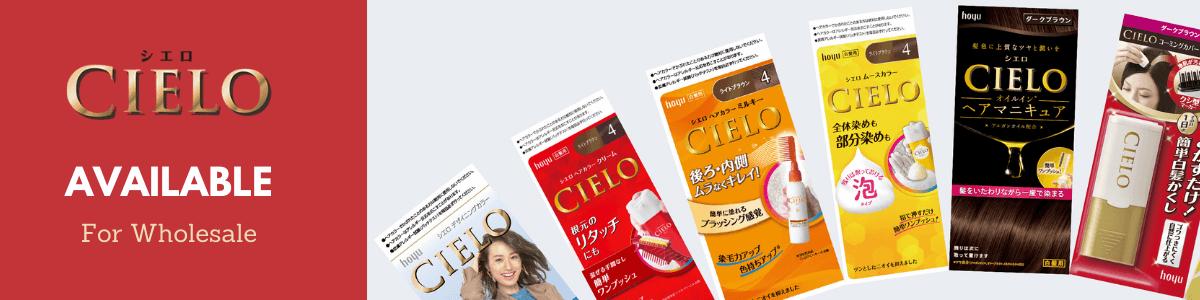 Cielo Japan wholesale