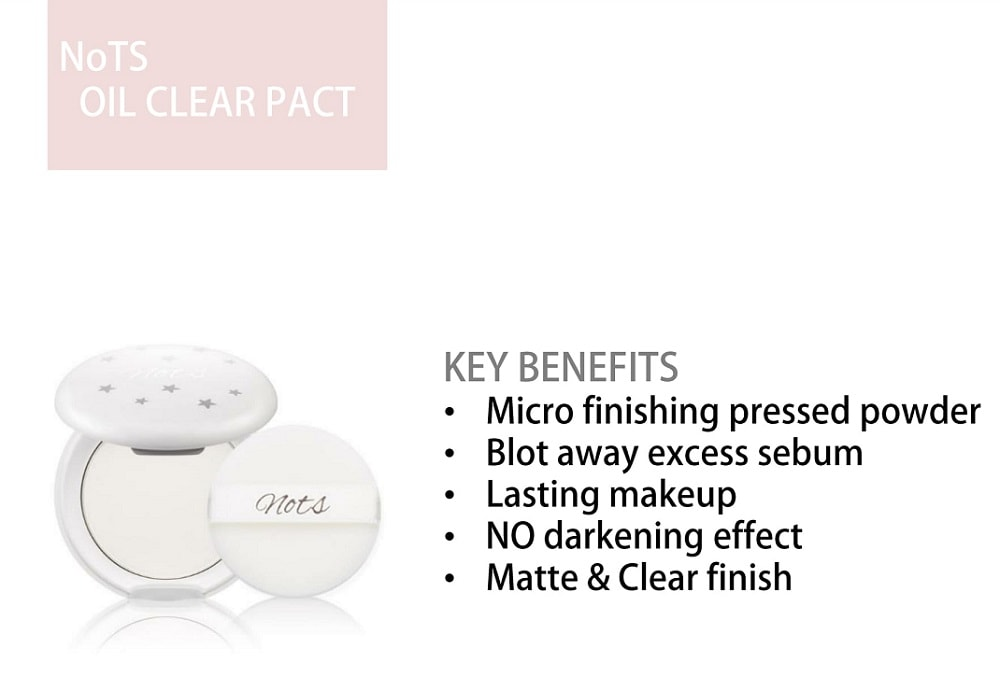 NOTS Oil Clear Pact