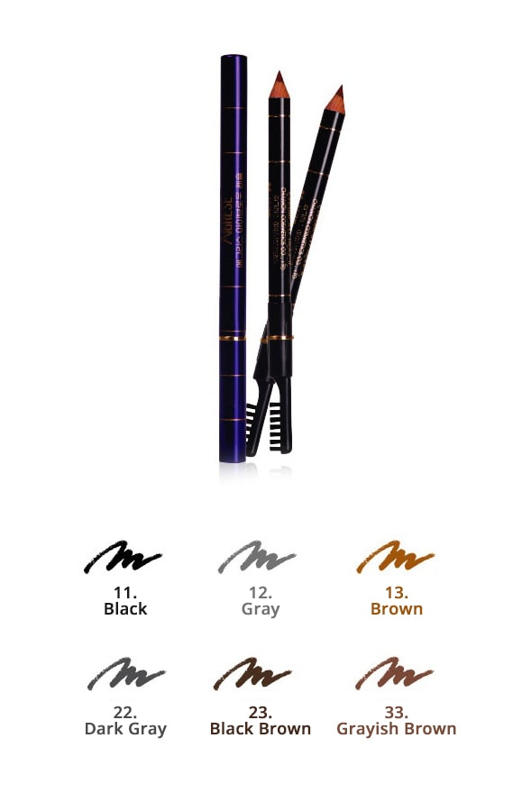 VOV Aigrese Eyebrow Pencil #13 Brown