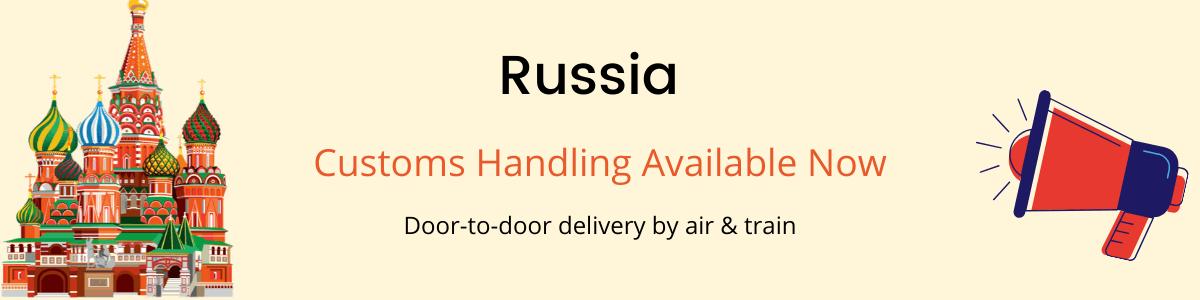Russia Customs Handling