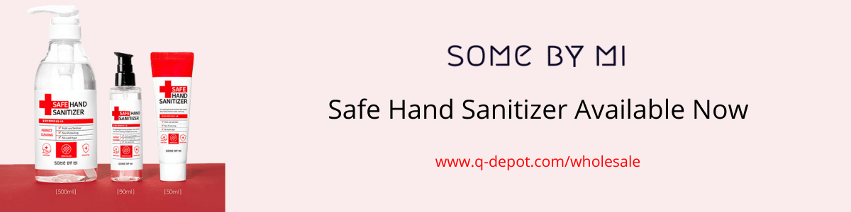 SOME BY MI Safe Hand Sanitizer For Wholesale
